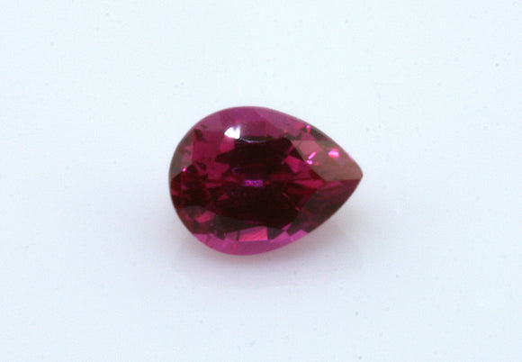 0.31 carat Mozambique Red Ruby