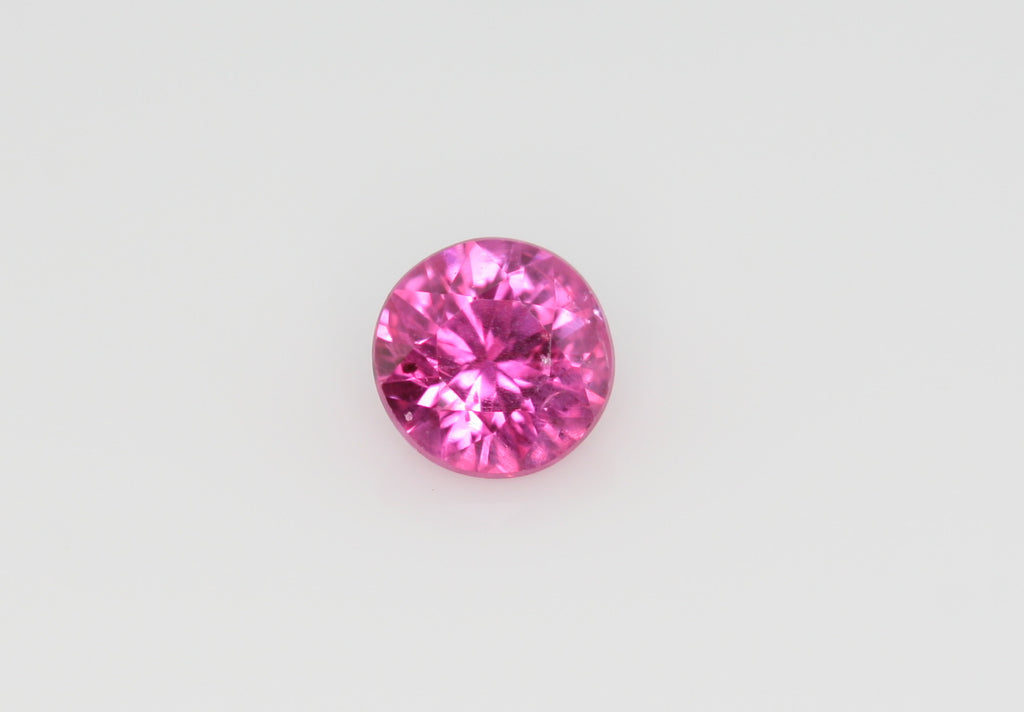 0.35 carat Mozambique Red Ruby