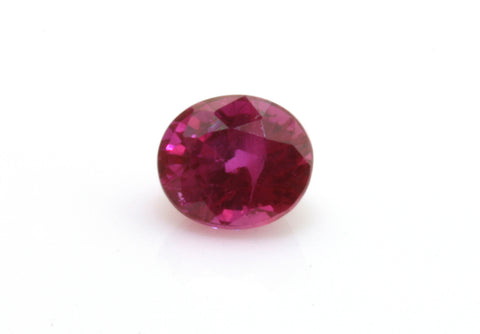 0.52 carat Red Ruby