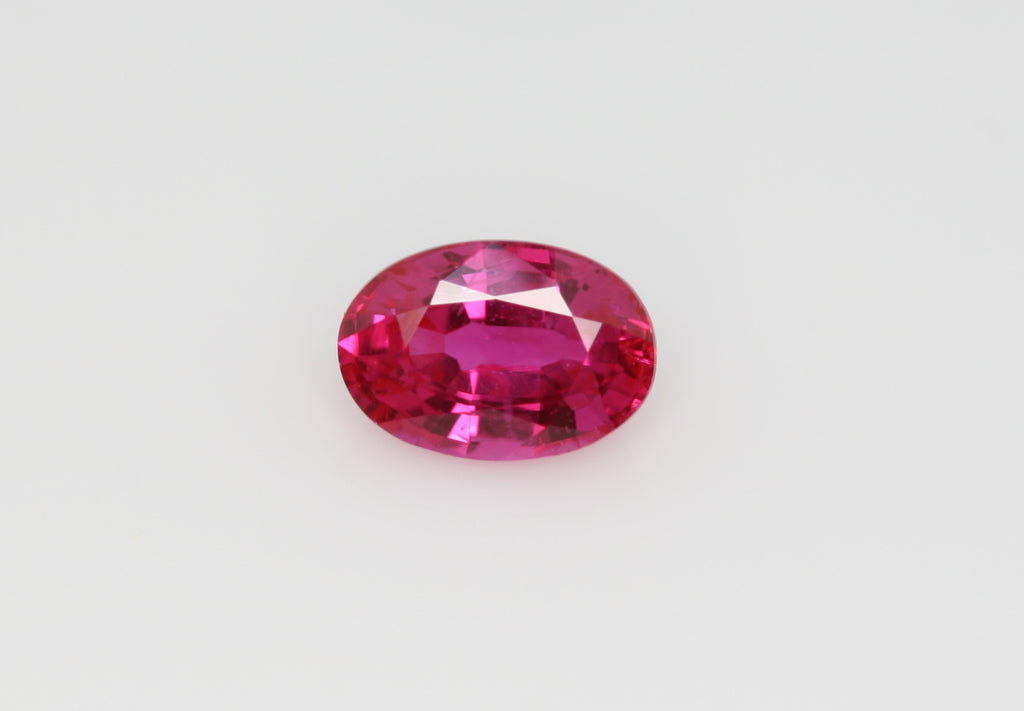 0.63 carat Red Ruby