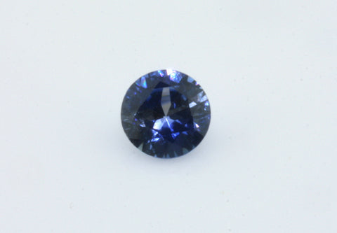 0.31 carat Ceylon Bi-colour Blue and White Sapphire