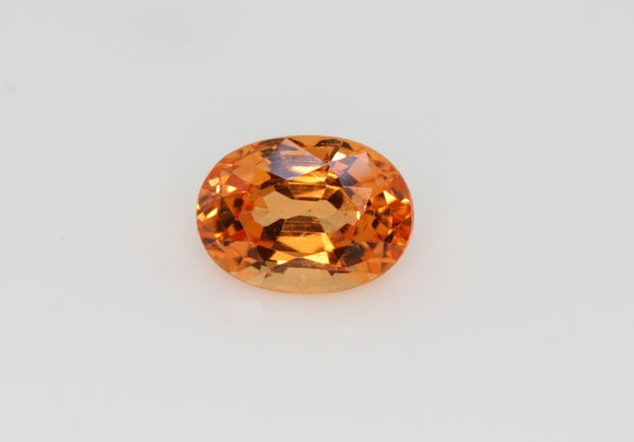 1.26 carat Nigeria Orange Spessartite Garnet