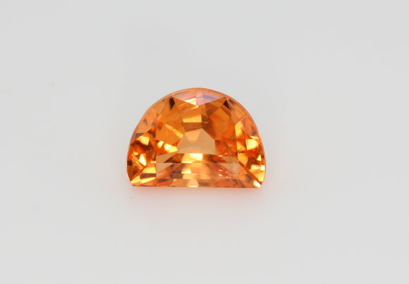 1.39 carat Nigeria Orange Spessartite Garnet