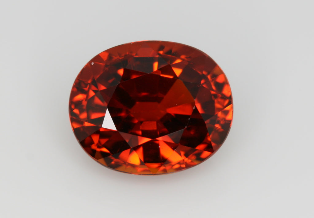1.71 carat Orange Spessartite Garnet
