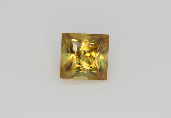 0.48 carat Yellow Pakistan Sphene