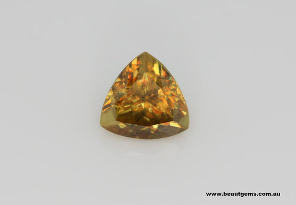 0.56 carat Yellow Pakistan Sphene