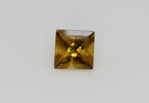 0.65 carat Yellow Pakistan Sphene