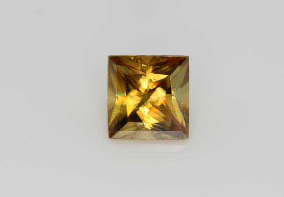 0.78 carat Yellow Pakistan Sphene