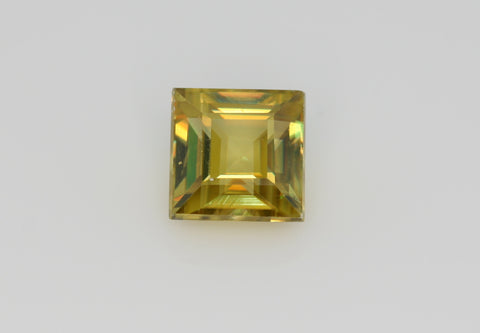 0.88 carat Yellow Madagascar Sphene