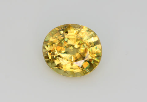1.03 carat Yellow Madagascar Sphene