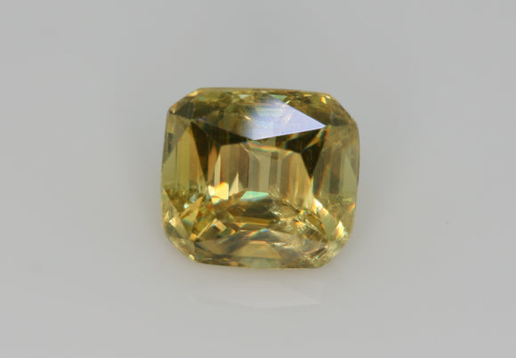 1.16 carat Green and Yellow Madagascar Sphene