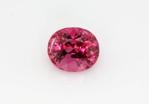 0.97 carat Burma Red Spinel