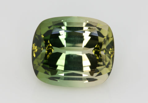 7.41 carat Nigeria Bi-colour Green and White Tourmaline