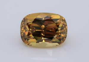 12.64 carat Cambodia Brown Zircon