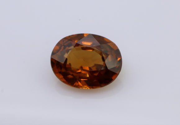 1.91 carat Cambodia Brown Zircon