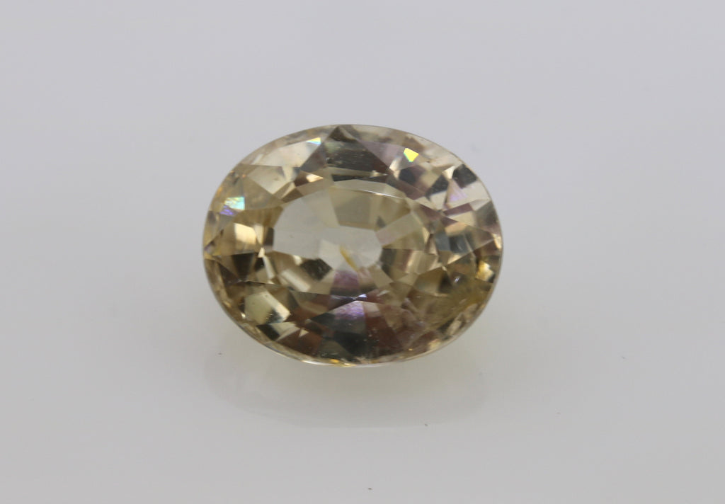 2.31 carat Cambodia Brown Zircon