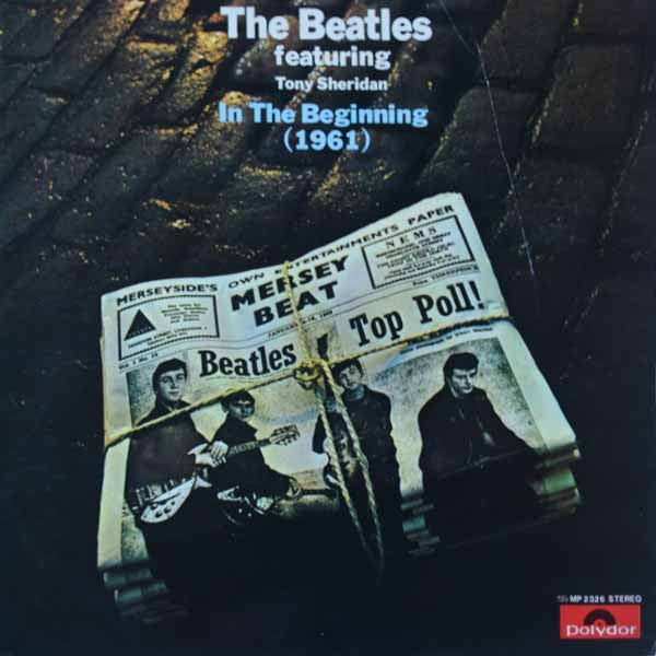 The Beatles ‎– In The Beginning (1961)