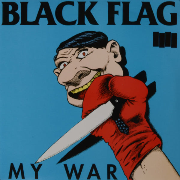 Black Flag – My War