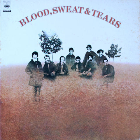Blood, Sweat And Tears ‎– Blood, Sweat And Tears
