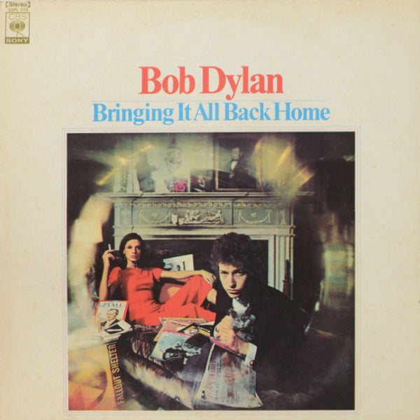 Bob Dylan ‎– Bringing It All Back Home