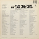 Bob Dylan ‎– The Times They Are A-Changin'