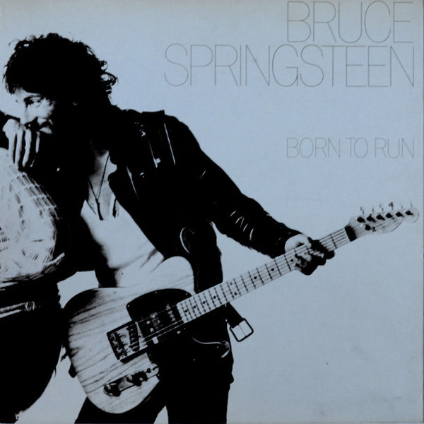 Bruce Springsteen ‎– Born To Run
