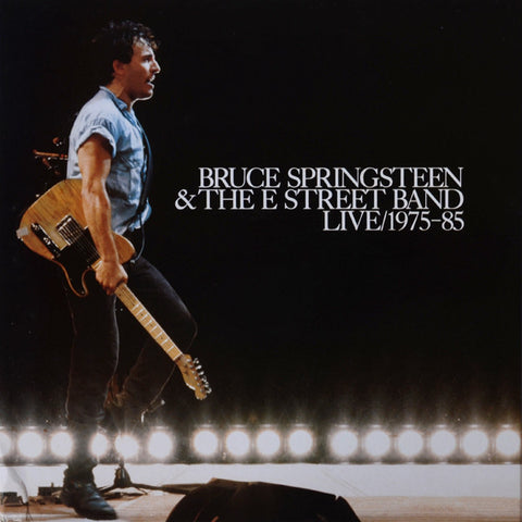 Bruce Springsteen & The E-Street Band ‎– Live/1975-85