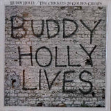 Buddy Holly - The Crickets 20 Golden Greats