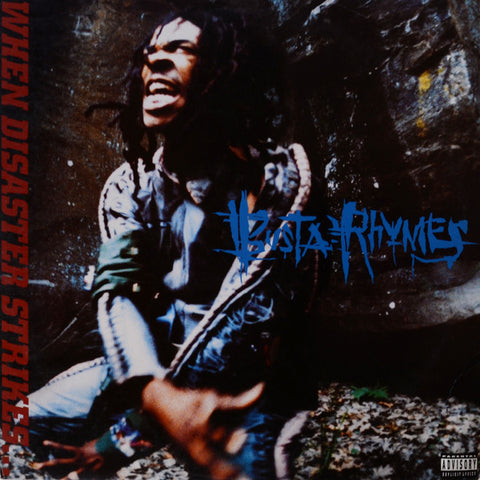 Busta Rhymes ‎– When Disaster Strikes...