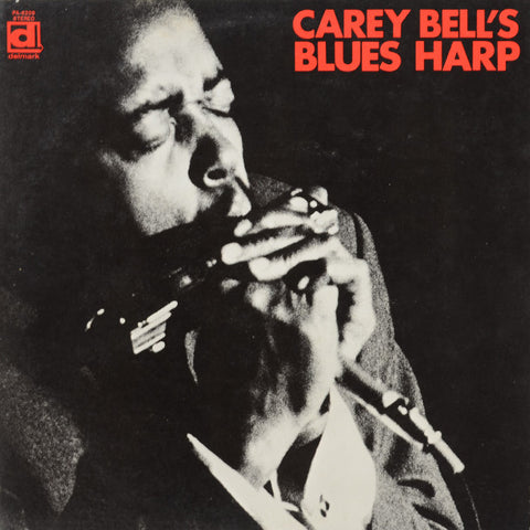 Carey Bell – Carey Bell's Blues Harp