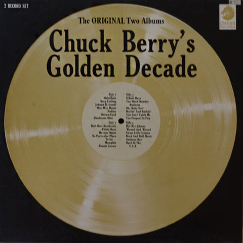 Chuck Berry ‎– Chuck Berry's Golden Decade