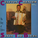 Clifton Chenier ‎– Sings The Blues