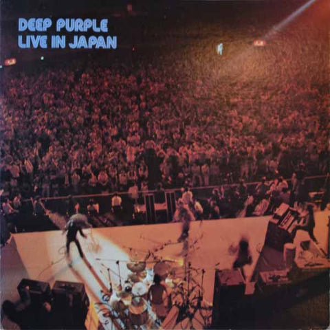 Deep Purple ‎– Live In Japan