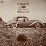 Delaney & Bonnie & Friends With Eric Clapton – On Tour