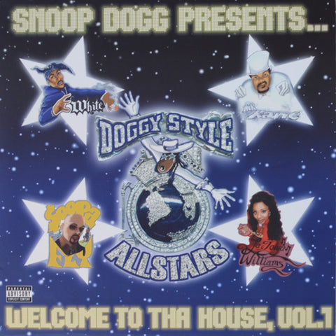 Doggy Style Allstars ‎– Welcome To Tha House, Vol. 1
