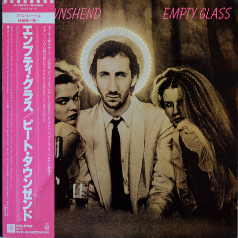 Pete Townshend ‎– Empty Glass