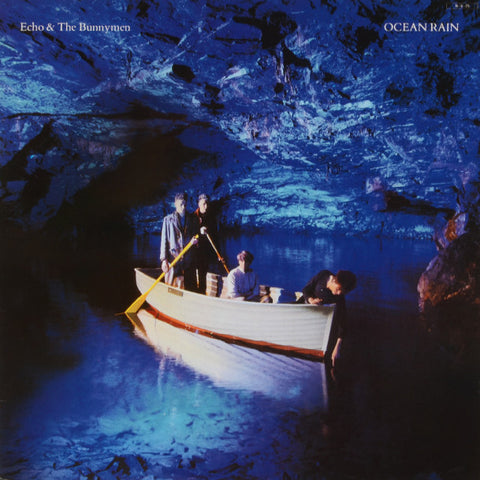 Echo & The Bunnymen ‎– Ocean Rain