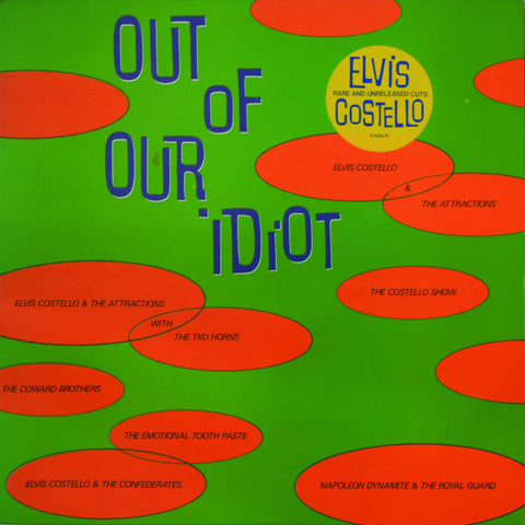 Elvis Costello ‎– Out Of Our Idiot