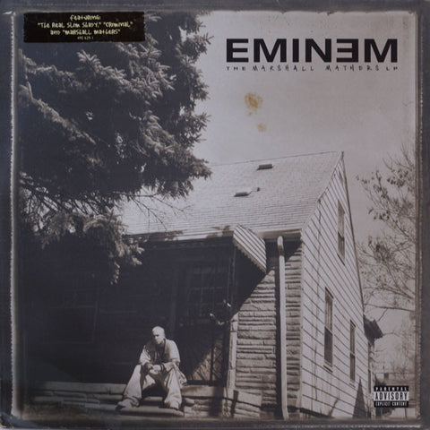 Eminem ‎– The Marshall Mathers LP