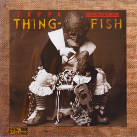 Frank Zappa ‎– Thing-Fish