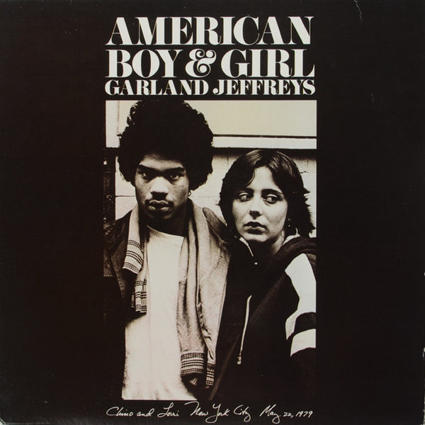 Garland Jeffreys – American Boy & Girl