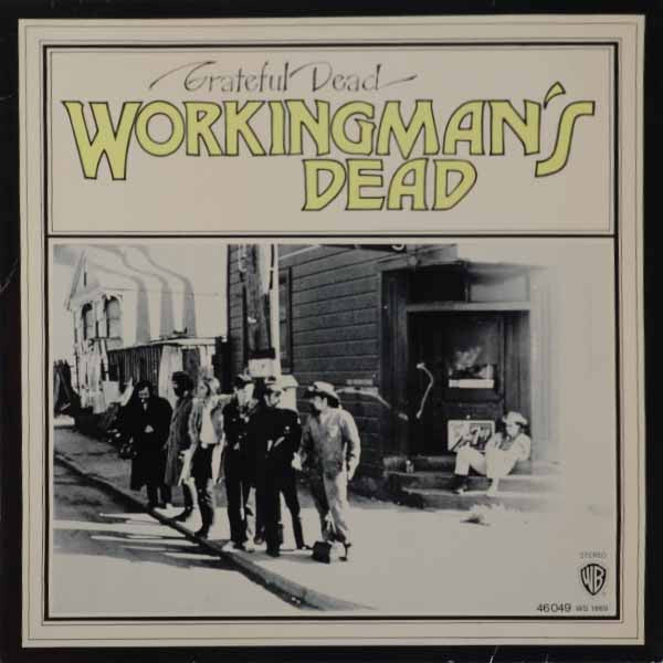 The Grateful Dead ‎– Workingman's Dead