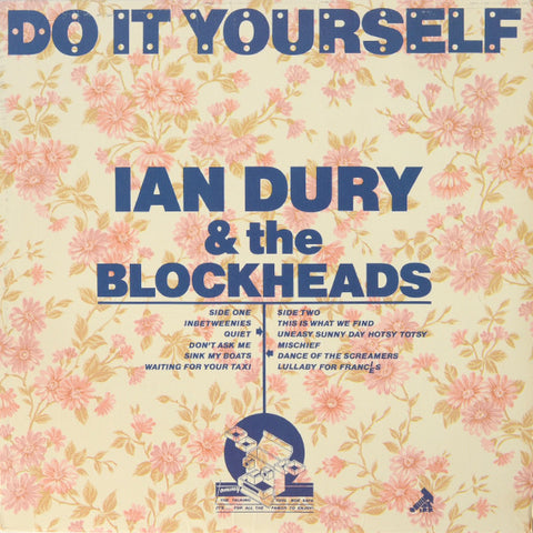 Ian Dury & The Blockheads ‎– Do It Yourself