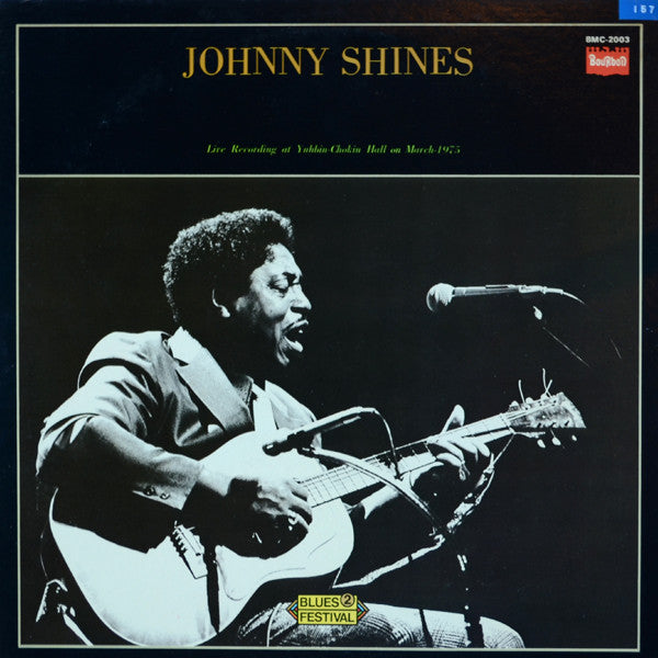 Johnny Shines – Live Recording At Yubin-Chokin Hall