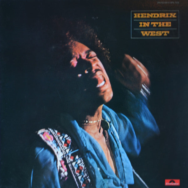 Jimi Hendrix ‎– Hendrix In The West