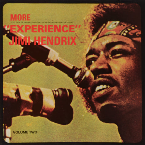 Jimi Hendrix ‎– More Experience (Volume Two)