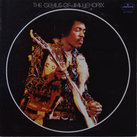Jimi Hendrix ‎– The Genius Of Jimi Hendrix