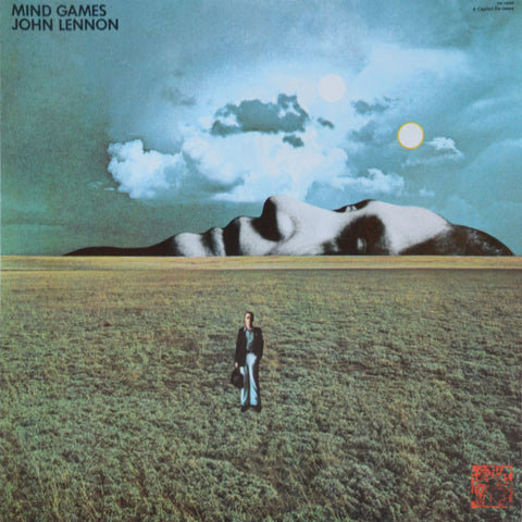 John Lennon – Mind Games