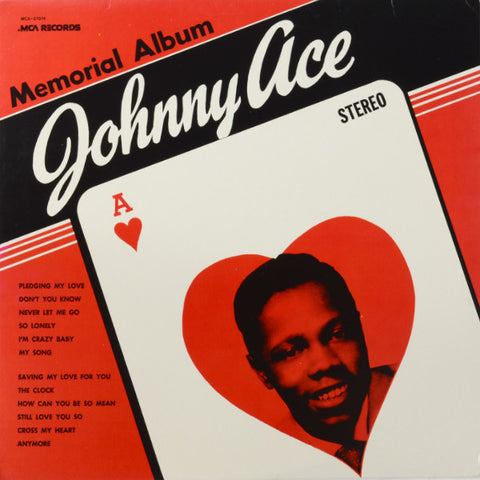Johnny Ace – Memorial Album