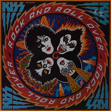 Kiss ‎– Rock And Roll Over